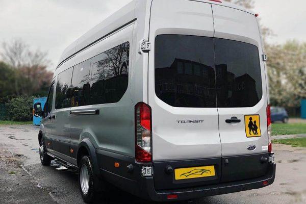Mobile Van Valeting Surrey